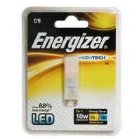 Energizer High Tech LED G9 Warm White - 180lm